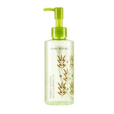 [Nature Republic] Forest Garden Olive Cleansing Oil 200ml /Korea Best