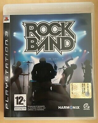 Rock Band Sony Ps3