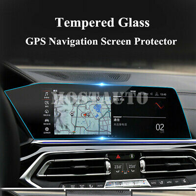 For BMW X5 G05 Tempered Glass GPS Navigation Screen Protector 2019