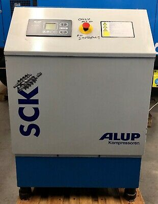ALUP SCK21-08 Rotary Screw Compressor! 89Cfm! 15.0Kw! 8 Bar! Fully Serviced!