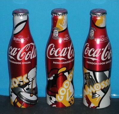 Lote De 3 Botellas - 3 Bottles Coca-Cola Spain