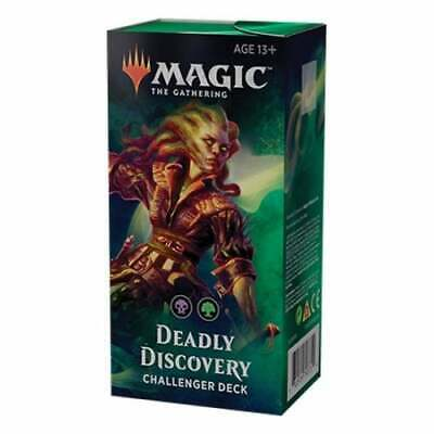 Deadly Discovery - Challenger Decks 2019 - Magic: The Gathering