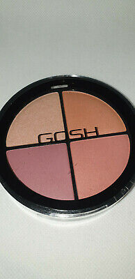 GOSH Stroben Glow Kit 002 Blush Quattro Rouge
