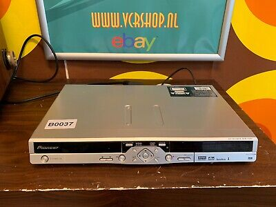 Pioneer DVR-433H - DVD Recorder + 80GB HDD Recorder + Remote