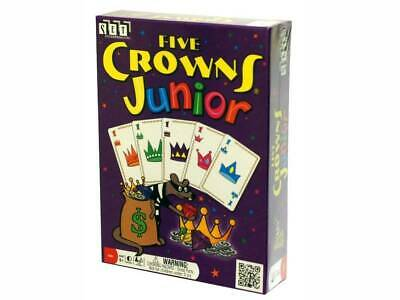 Five Crowns Junior Card Game (SET43009)