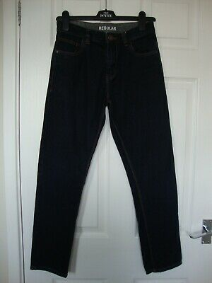 Next Boys Denim Regular Jeans size 12 years