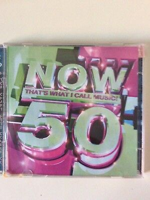 Various Artists : Now Thats What I Call Music! Volume 50 CD
