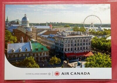 Air Canada - Airline Issue NEW 2019!