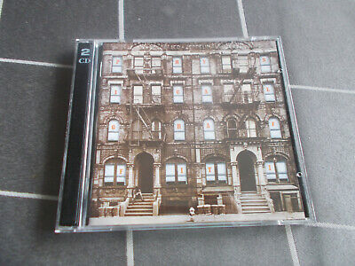 LED ZEPPELIN Physical Graffiti double CD