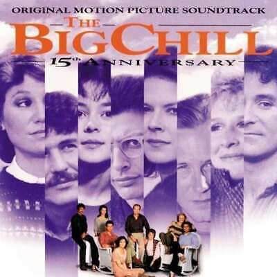 The Big Chill O.S.T. Original Soundtrack Il Grande Freddo Colonna Sonora CD