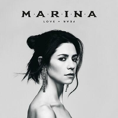 MARINA - LOVE + FEAR [CD] Released On 26/04/2019