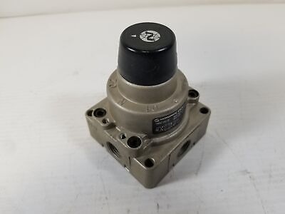 Norgren VHLA300-03 Pneumatic Manual Selector Valve Without Handle