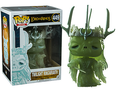 Funko Pop Lord Of The Ring Twilight Ringwraith Exclusive - Neuf