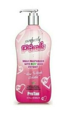Protan Perfectly Pink Moisturiser After Tanning Lotion 650Ml