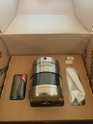 Brand New Renishaw RMP60 CMM Machine Probe Kit 1-Year Warranty