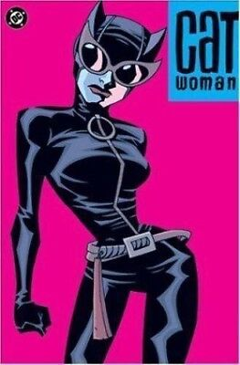 Dc Comic Book Catwoman Crooked Little Town - Graphic Novel 2Nd Volume Vgc