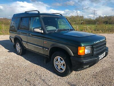 2001 X Land Rover Discovery 2.5 Td5 E Full Mot Extra £400 Good Engine Px