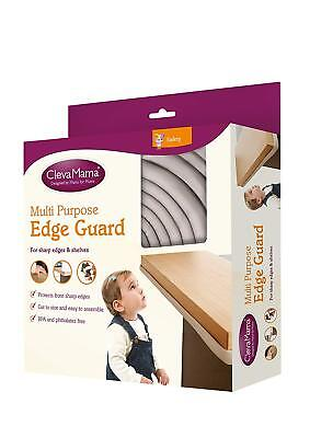 Clevamama Foam Edge Guard - Soft Protector for Kids