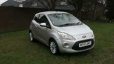 2010 60 Ford Ka 1.3TDCi Zetec diesel LOW TAX £30.00 A YEAR 45,000 MILES PX WELCO