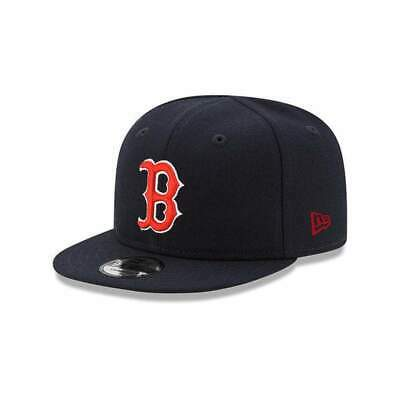 Infants Boston Red Sox New Era MLB My 1st 9FIFTY Snapback Hat - Navy