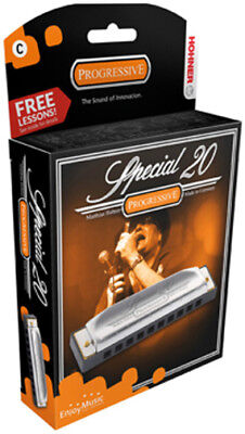 Hohner Special 20 Classic in F - MS System