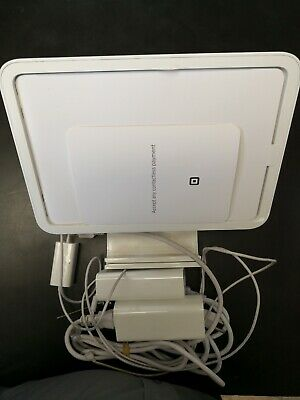 Square Stand for iPad  with Contactless + Chip Reader and Dock - A-SKU-0278