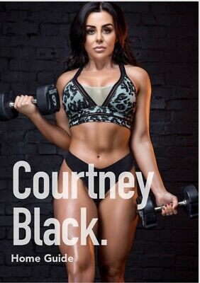 Courtney Black Home Workout Guide Full PDF New