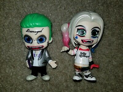 Cosbaby Joker and Harley Quinn Suicide Squad Set