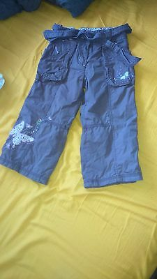 Next girls trousers,3 yrs,used very good conditon