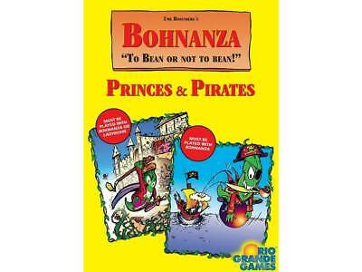 Bohnanza Princes & Pirates Strategy Board Game (RGG507)