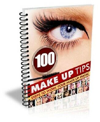 100 Make Up Tips eBook PDF with Full Master Resell Rights