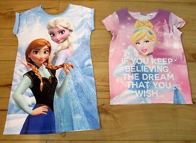 £48 girls nightdress NEXT age 9 - 10 - 11  Frozen Elsa Nightie CHRISTMAS BUNDLE