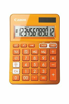 Canon LS-123K Calculatrice de Bureau - Orange