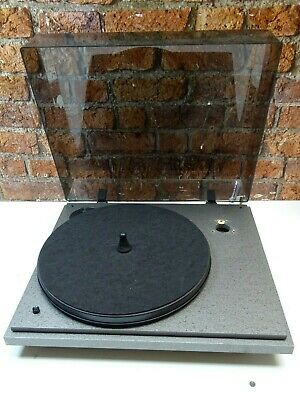 Revolver Vintage Record Vinyl Player Deck Turntable (NO TONEARM)