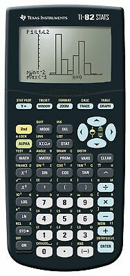 Texas Instruments Calculatrice TI 82 Stats