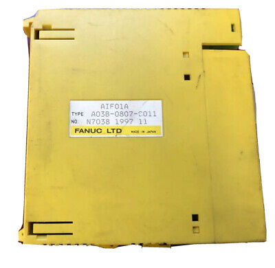 Fanuc CNC INTERFACE MODULE MDL AIF01A