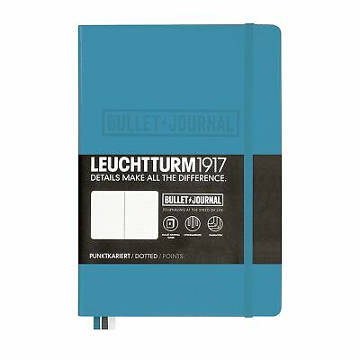 Leuchtturm1917 BULLET JOURNAL 357675 - Carnet Medium (A5) Couverture Rigide, 240