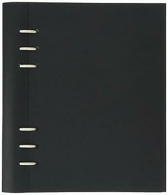 Filofax 023611 Clipbook Carnet de note A5 Noir
