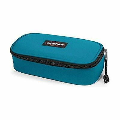 Eastpak Oval Single Trousses 22 cm Bleu Mini Cactus