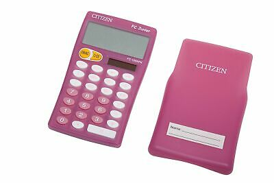 Citizen FC100N Calculatrice de table Magenta
