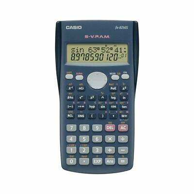 Casio FX-82MS Calculatrice scientifique (Import Allemagne)