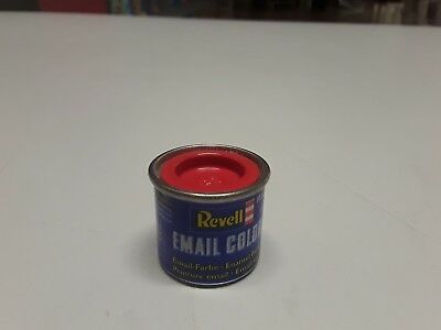 Revell Email Color Farbe 32131 Feuerrot glänzend 14ml.