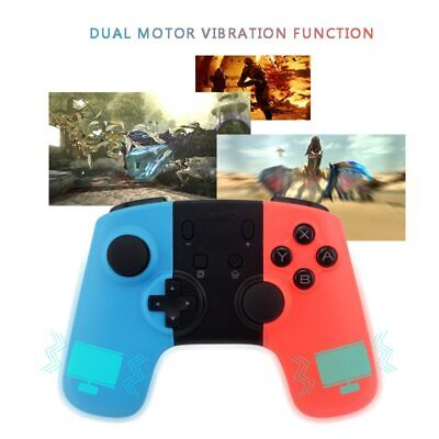 Wireless Bluetooth Pro Controller Joypad Gamepad for Nintendo Switch Console ZIM
