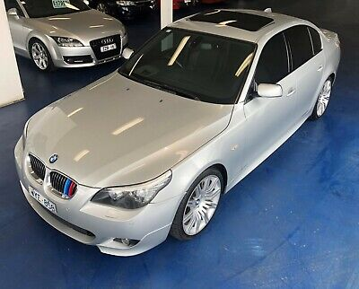 2008 BMW 540i E60 MSport V8 4.0 MY08 Sedan - Automatic