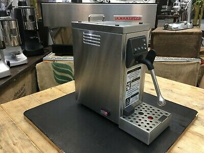 Wpm Ms130T Automatic Brand New Milk Steamer Unit Restaurant Cafe Commercial Bean