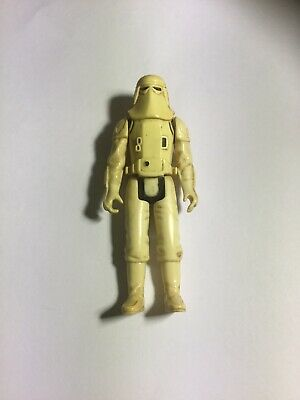 1980 Star Wars HOTH Storm Trooper Snow  Kenner Action Figure Tight Vintage