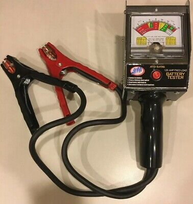 ATD-5496 125 Amp Fixed Load Battery Tester