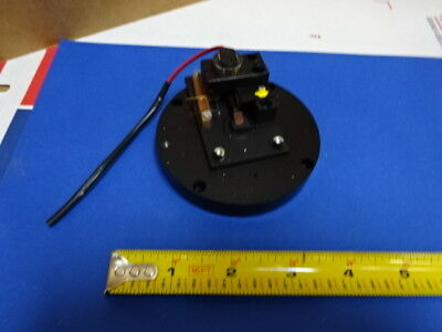 MICROSCOPE PART OPTICAL ASSEMBLY for REICHERT AUSTRIA POLYVAR AS IS #66-A-06