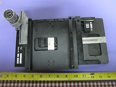 Part For Microscope Leica Leitz Germany Holder Stage As Is #1