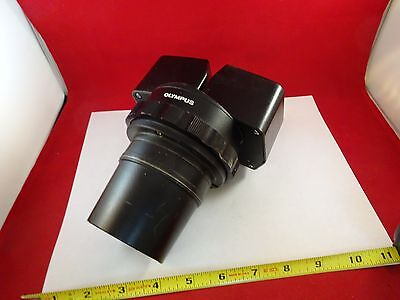 For Parts Microscope Part Olympus Japan Stereo Vmz Optics As Is Bin#73-05